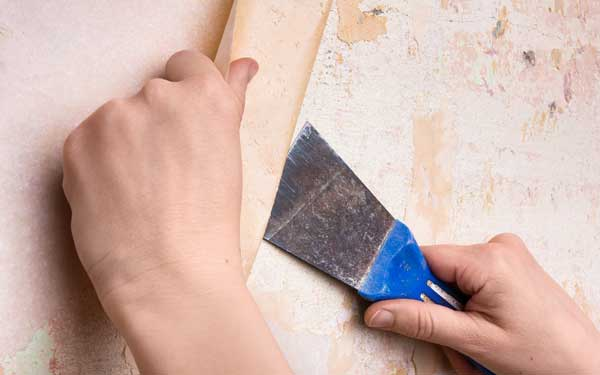 House painting trends removing wallpaper in Harrisburg, PA