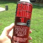 Quick Cabinet Painting Tip #1: Primer