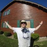 Carlisle, PA Cabin Stain Project Profile