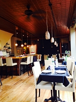 Local business spotlight note wine bar in harrisburg pa just add paint serving south for Interior painting harrisburg pa