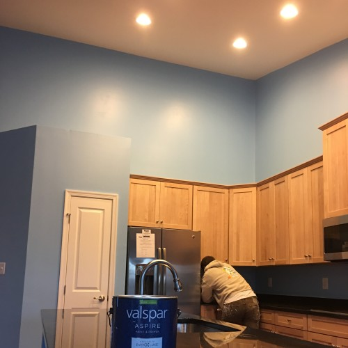Just Add Paint interior painters kitchen Harrisburg, PA