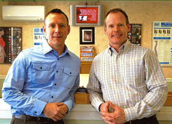 Dr Brian and Dr Tom Becker, Beckers chiropractic Lemoyne, PA 17043