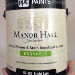 PPG Manor Hall Interior Paint Review by Just Add Paint: