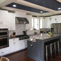 Painted Kitchen Cabinets, Sherwin