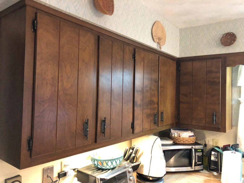 Project Profile Kitchen Cabinet Resurrection In Mechanicsburg